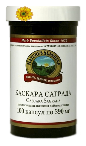 Cascara Sagrada NSP