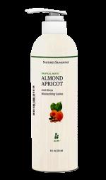 Almond-Apricot  (Алмионд-Априкот Успокаивающий и увлажняющий лосьон для ног)