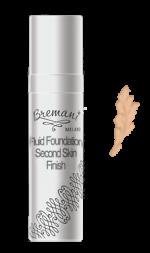 Fluid Foundation Second Skin Finish (Тональная основа «Эффект второй кожи»)