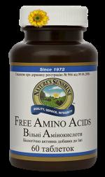 Free Amino Acids NSP