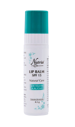 Lip Balm SPF 15 «Natural Care»